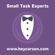 Small Task Experts