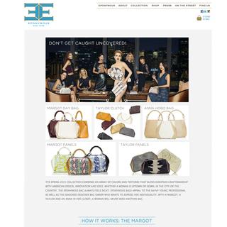 Truax & Company - Ecommerce Setup Expert - Eponymous New York Luxury Handbags