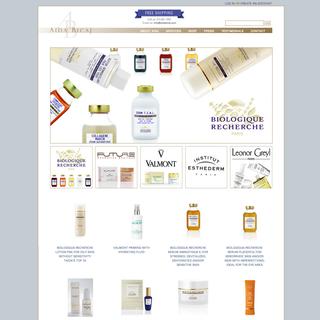 Truax & Company - Ecommerce Setup Expert - Aida Bicaj Skincare Experts