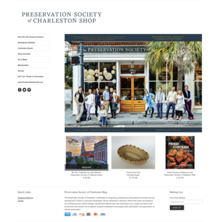 Preservation Society of Charleston