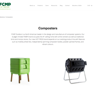 FCMP Outdoor - Store