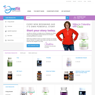 Graydian Technologies + Design - Ecommerce Designer / Setup Expert - Dietary Supplement Shop - Really helped our client stand out from the highly competitive resellers.