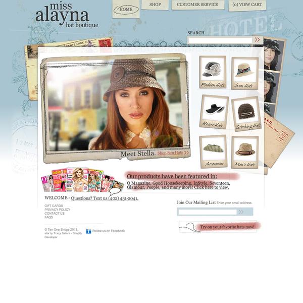 MissAlayna.com