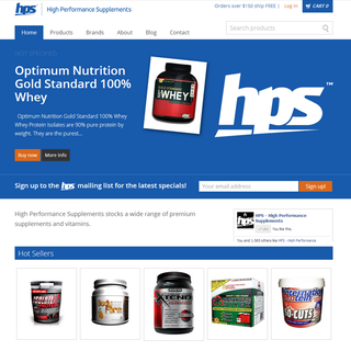 Tongesy - Ecommerce Designer / Marketer - High Performance Supplements