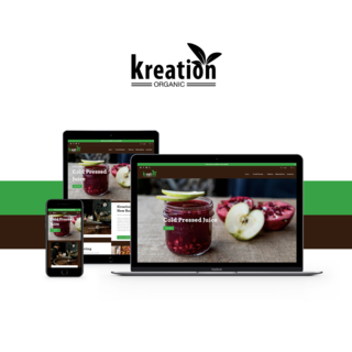 Kreation Juice | Theme Setup + Development