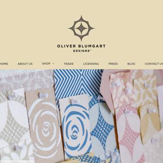 Oliver Blumgart Designs LLC