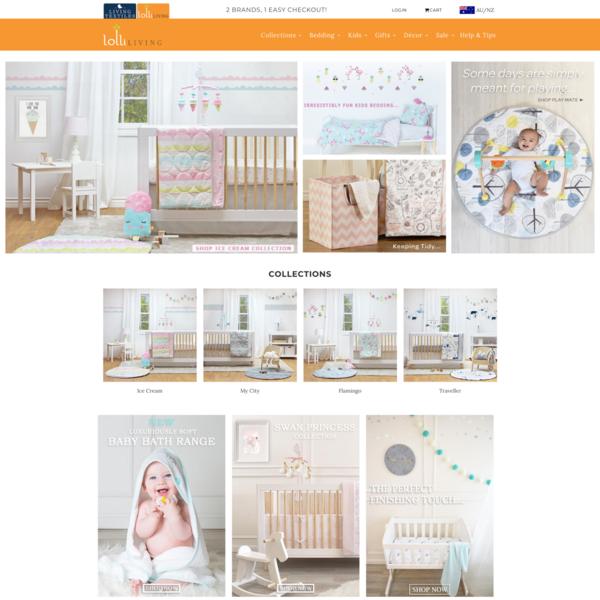 Textile Living - Babywear Store
