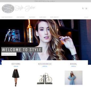 Arya Creative  - Ecommerce Setup Expert - Style Gather