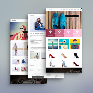 Fashion - Responsive Shopify Theme