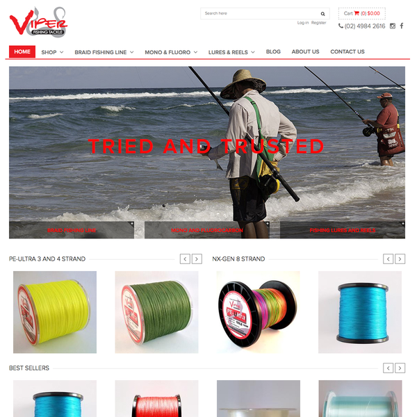Viper Fishing Tackle