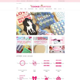 xlentthemes - Ecommerce Designer / Setup Expert - http://thecookiecountess.com/