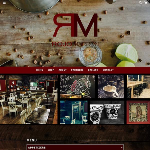 Rojo Marron Mexican Restaurant