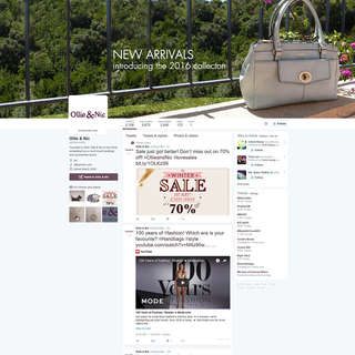 Big Bounce Digital  - Ecommerce Marketer - Ollie & Nic Twitter Campaign