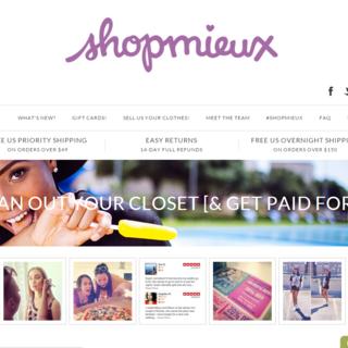 Shop Mieux