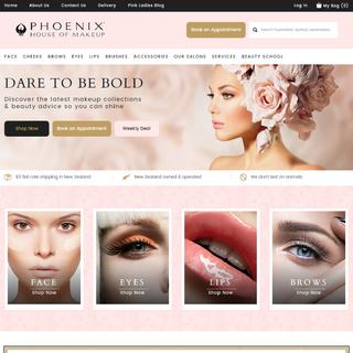 Phoenix House of Makeup