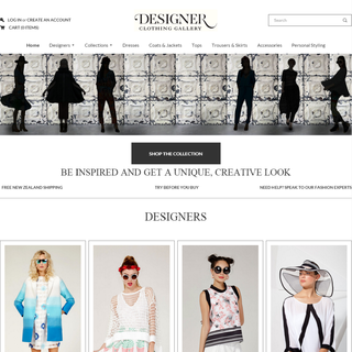 Designer Clothing Gallery