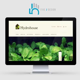 Setup and Customization for hydrohouse.com