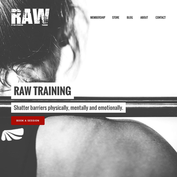 Raw by Bek