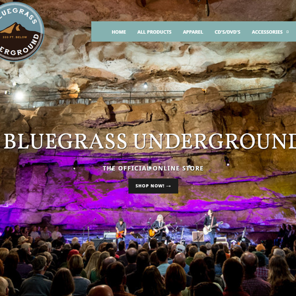 Bluegrass Underground Official Online Store