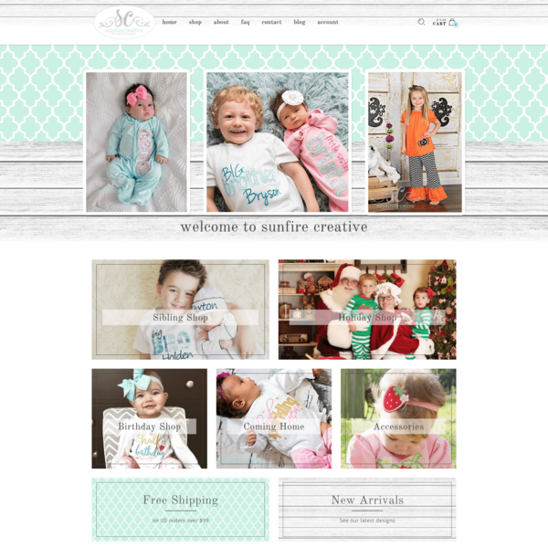 All Shook Up Boutique Shopify Design