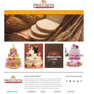bakersspring.com
