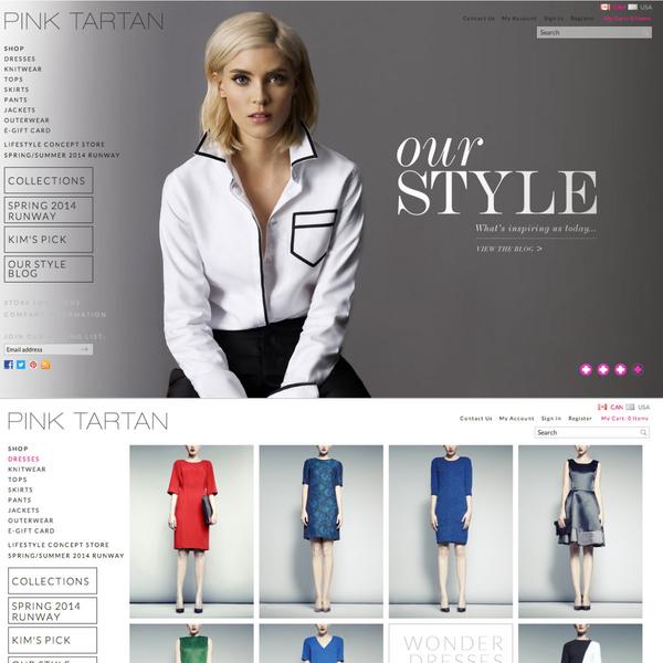 Pink Tartan - pinktartan.com