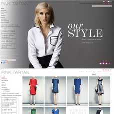 Pink Tartan Fashion - pinktartan.com