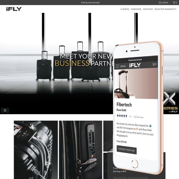 iFLY Luggage - ilfyluggage.com