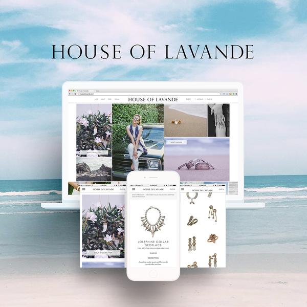 House of Lavande
