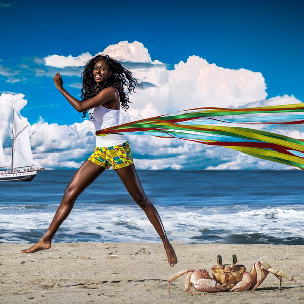 Fashion Photography for Beachware Advertising Campaign