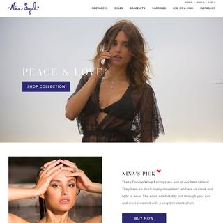 NINA SEGAL www.ninasegal.com