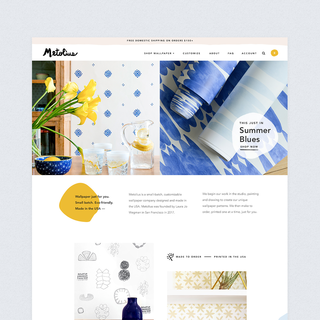 Metolius: web design & development