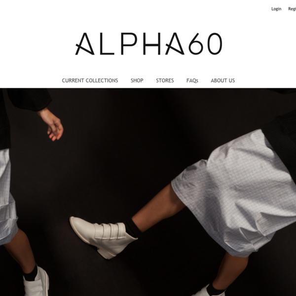 Alpha 60