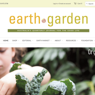 SMB Consultants - Ecommerce Setup Expert - Earth Garden