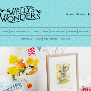 SMB Consultants - Ecommerce Setup Expert - Welly's Wonders
