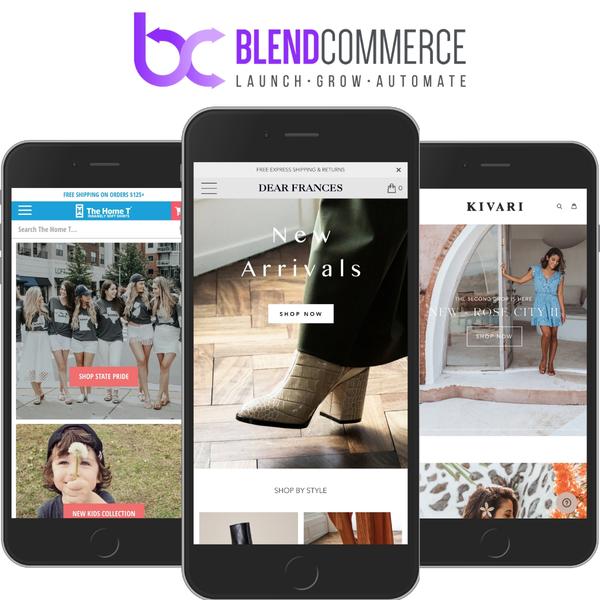 Shopify Plus Client - https://www.thehomet.com/