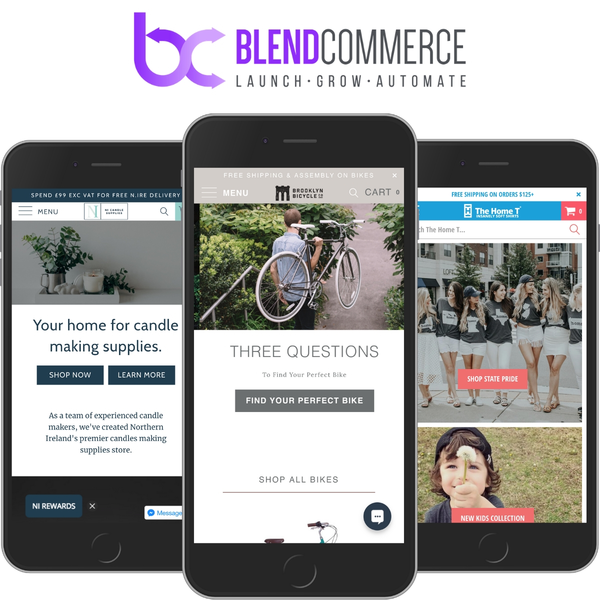 Shopify Site Redesign Client - https://www.brooklynbicycleco.com/