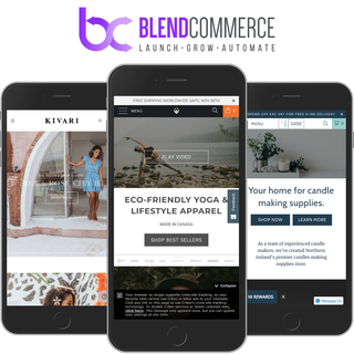 Shopify Plus Client - https://www.myinnerfire.com/