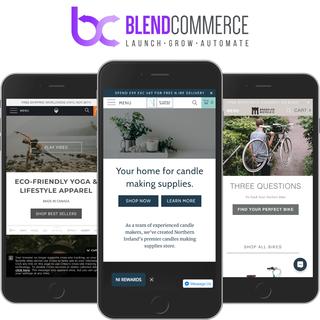 Shopify Launch & Grow Client - https://theboutiquerack.com/