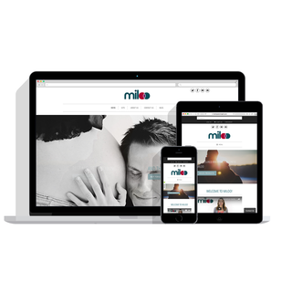 A & Z Designs - Ecommerce Marketer / Setup Expert - Miloo website we designed and created.