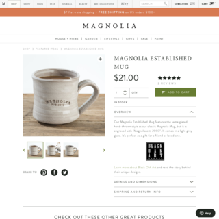 Magnolia - Shop with Chip and Joanna Gaines