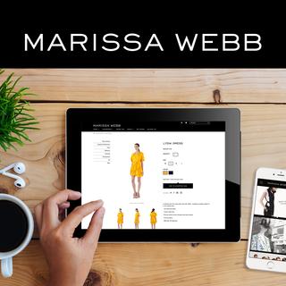 Steven Chu Studio - Ecommerce Marketer / Photographer / Setup Expert - Marissa Webb (Banana Republic's Creative Director) Namesake Label - Shopify E-Commerce Store