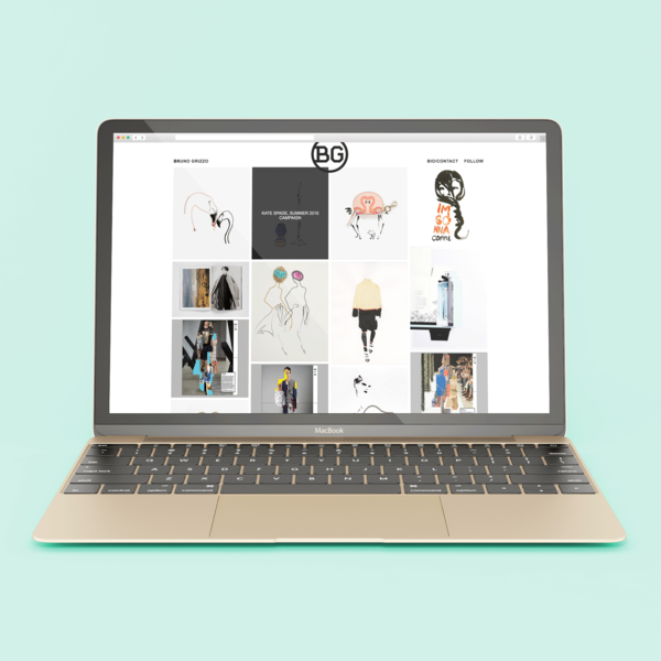 Fashion Illustrations Site