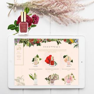 Creative Direction + Shopify Theme Development Design & Development