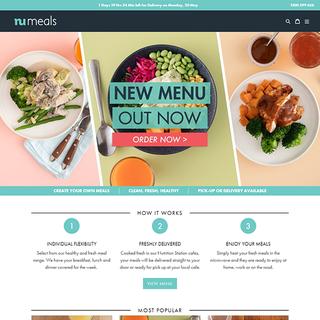 https://numeals.com.au/ - Shopify Plus Custom checkout