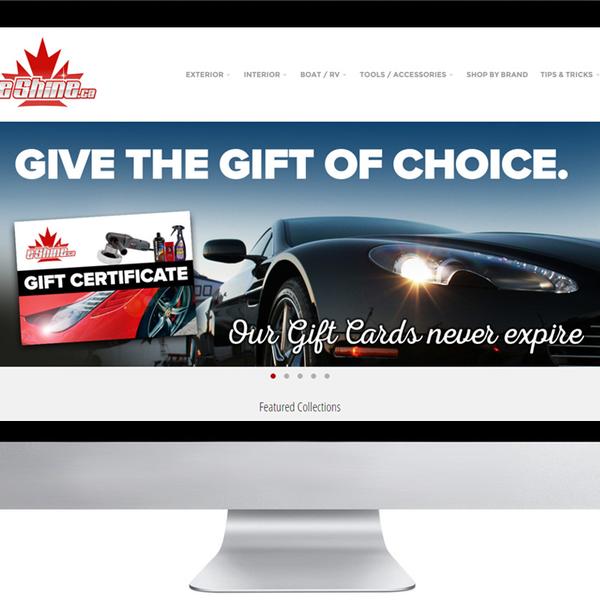 eShine.ca - Canada's #1 Auto & Marine Detail Store