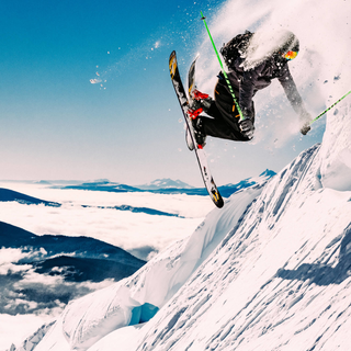 Extreme Sports Lifestyle Photography for Snowboard Goggle Company