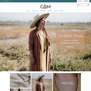 CAM Jewelry