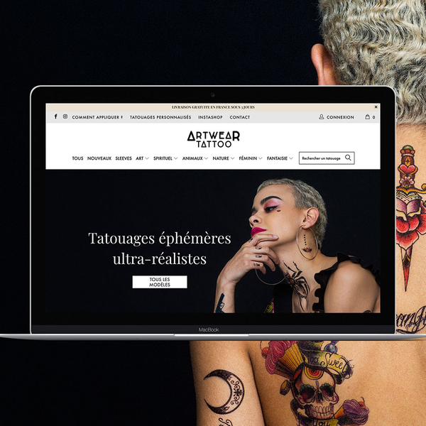 ArtWear Tattoo : https://artweartatoo.com/