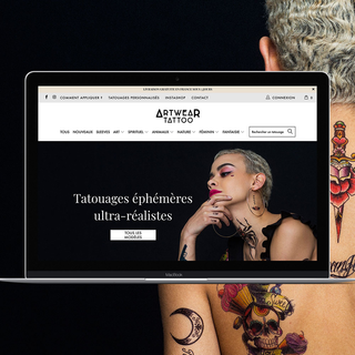 ArtWear Tattoo : https://artweartattoo.com/